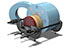 CBCT Electron Density & Image Quality Phantom - CIRS 062MQA