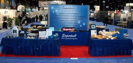 Supertech at RSNA 2011
